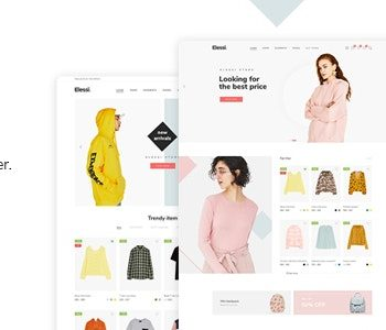 Elessi WordPress Responsive Multi-Purpose Theme 2020-80% Discount