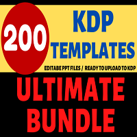 200+ KDP Interior Unique Editable Book Cheap Price With Big Bonus